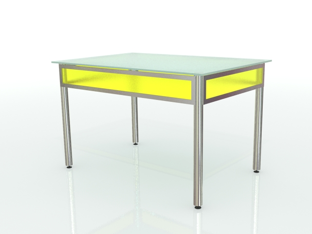 Flashy bureau jaune optima u installation générale salon